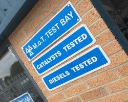 MOT Test Barnsley