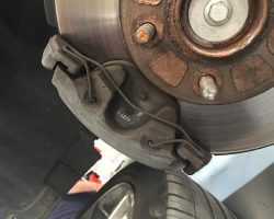 brakes replacement barnsley