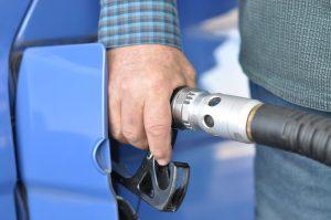 fuelling car
