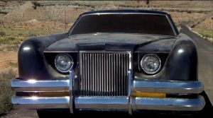 1971 Lincoln Continental - The Car