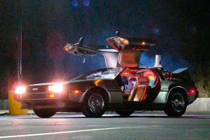 1981 DeLorean DMC 12 - Back to the Future