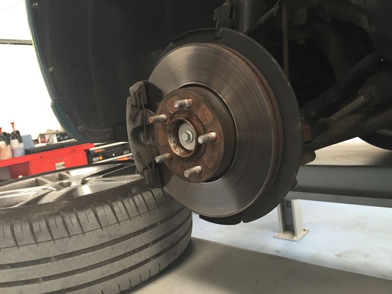 Brake replacement Barnsley