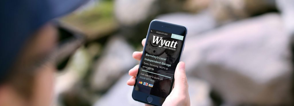 wyatt auto services MOTs and Car Repairs in Barnsley